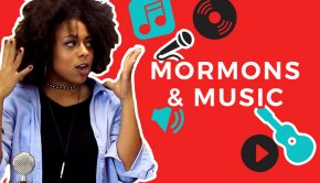 3 Mormons music title graphic
