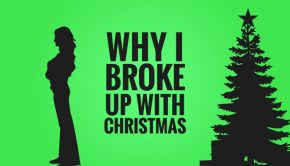 Why I broke up with Christmas title graphic