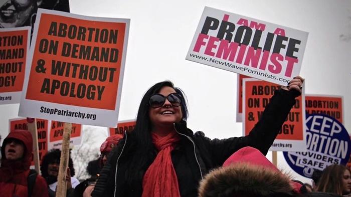 pro-life feminist
