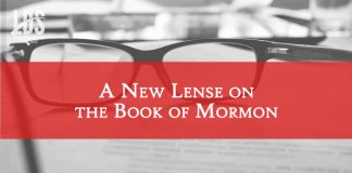 A New Lens on the Book of Mormon title graphic