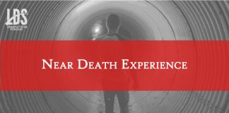 Near Death Experiences title graphic