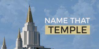 Name that Temple quiz title image