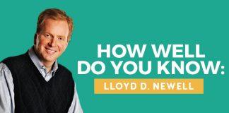 Lloyd Newell quiz title graphic