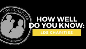 lds charities quiz title graphic