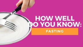 fasting quiz title image
