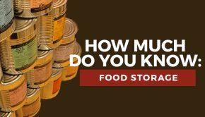 food storage quiz title graphic