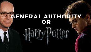 LDS Harry Potter quiz title graphic
