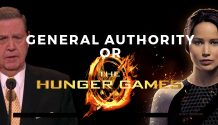 General Authority or Hunger Games quiz title image