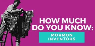 Mormon inventors quiz title graphic