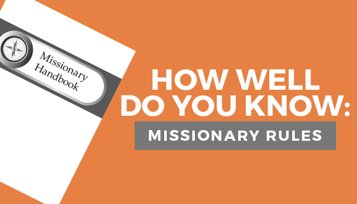 mission rules quiz title graphic