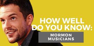 mormon musicians quiz title graphic