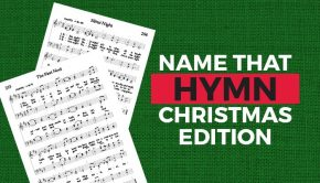 Name that Christmas Hymn quiz title image