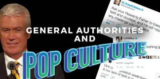 General Authorities and Pop Culture Quiz title graphic
