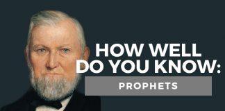 lds prophets quiz title graphic
