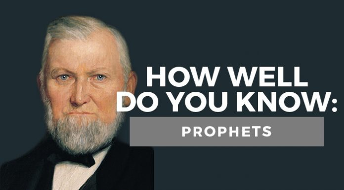 lds prophets quiz title graphic