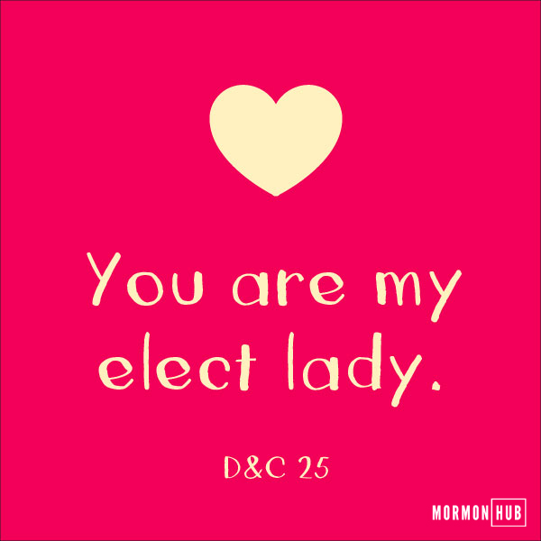 Elect Lady Valentine