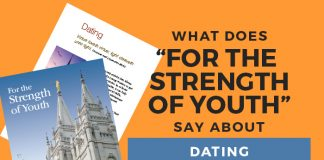 For the Strength of Youth dating quiz