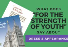 For the Strength of Youth Dress quiz