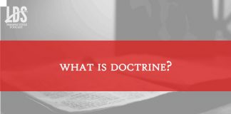 lds perspectives what is doctrine title graphic