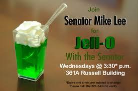 jello senator ad