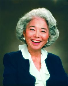 Sister Okazaki portrait