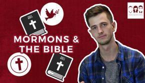 3 Mormons graphic Mormons and the Bible