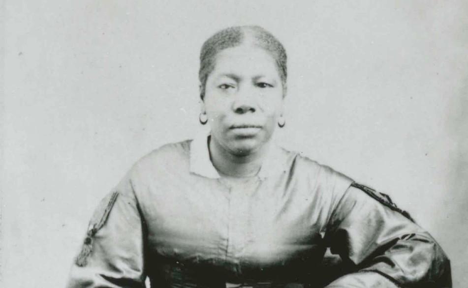 Jane Manning Portrait