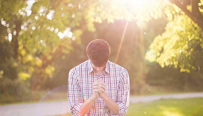 trusting God title image