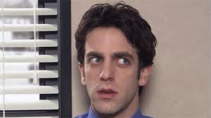 creeped out ryan the office gif