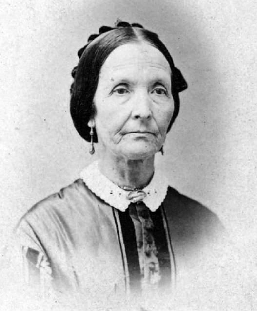 Eliza Snow portrait