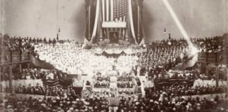 Mormon conference in history