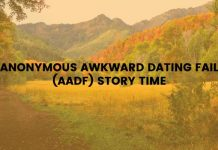Awkward Dating Fail Feature Image
