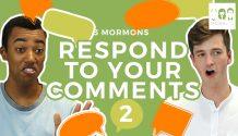 3 Mormons comments title image