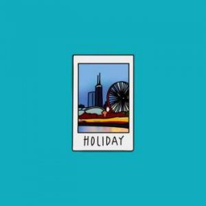 Holiday cover art