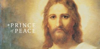 prince of peace title card