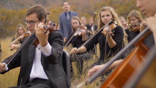 Music Video From American Heritage Lyceum Philharmonic Orchestra