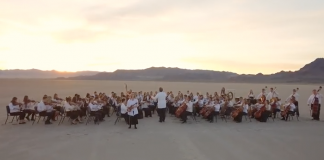 AHLP Orchestra If You Could Hie To Kolob