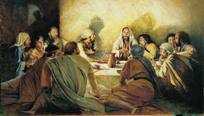 Last Supper LDS