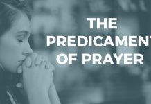 Predicament of Prayer title image