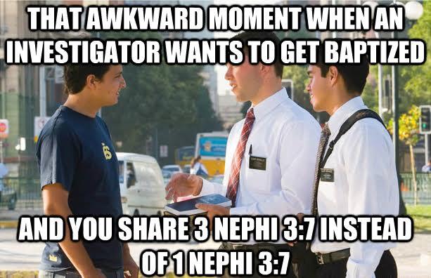 Funny Missionary Meme