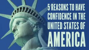 confidence in the United States