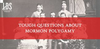 questions Mormon polygamy title graphic