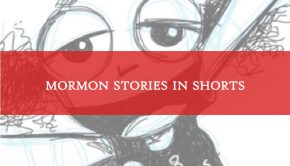 Mormon Stories in Shorts title graphic