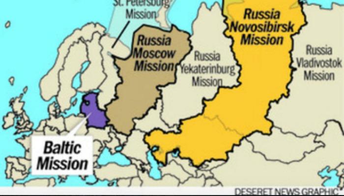 Russia merge mission