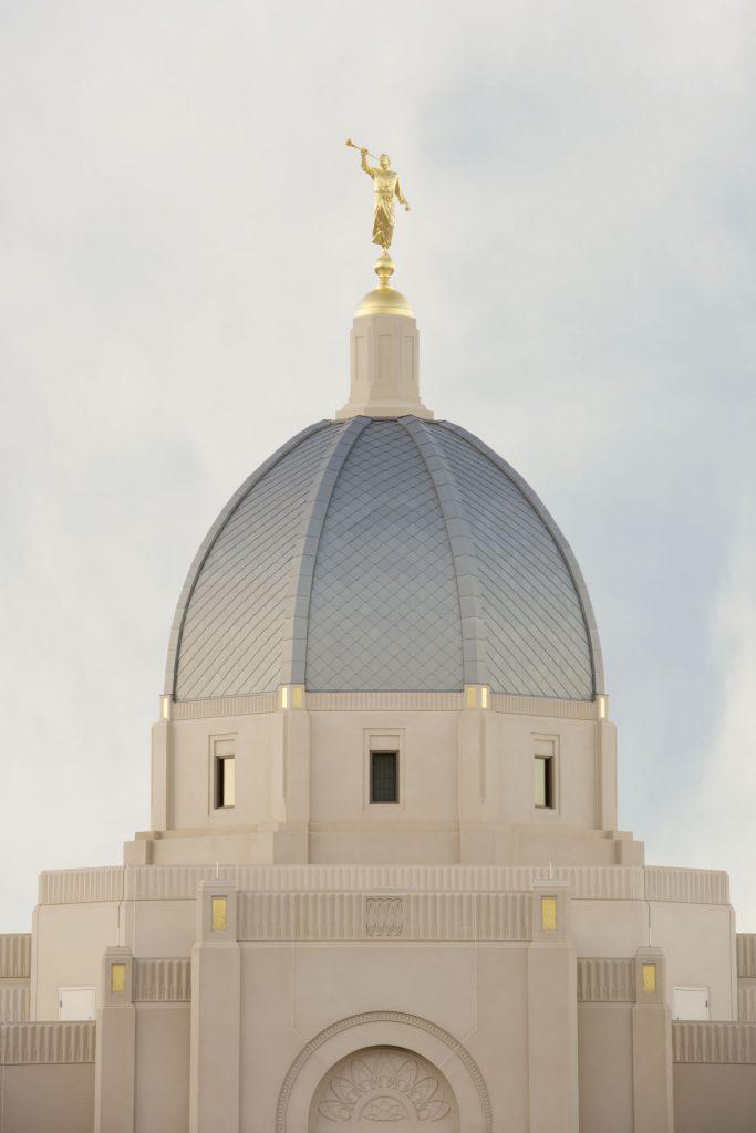 Tucson AZ Mormon Temple Angel Moroni
