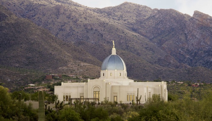 Tucson Arizona Mormon Temple