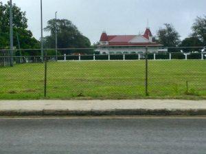 royal palace in Tonga