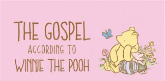 The Gospel According to Winnie the Pooh