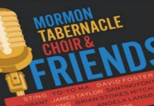 Mormon Tabernacle Choir & Friends cover