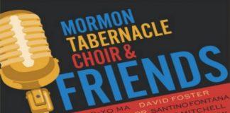 Mormon Tabernacle Choir & Friends cover